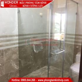mẫu cửa kính phòng tắm đà nẵng
