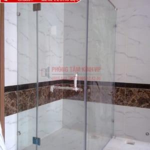 mẫu cửa kính phòng tắm ở đà nẵng