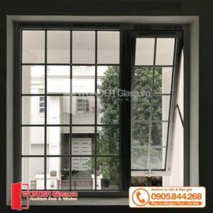 cửa sổ mở hất, cửa nhôm xingfa đà nẵng