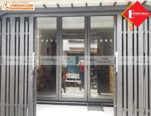 mẫu cửa nhôm xingfa đẹp tại Đà Nẵng